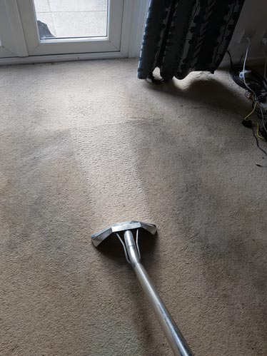 carpet steam cleaning london