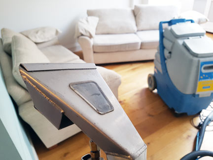 end of tenancy steam carpet cleaning