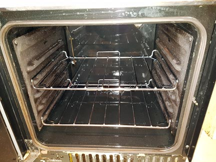 after oven cleaning Croydon
