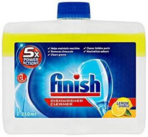 oven cleaning with dishwasher cleaning detergent