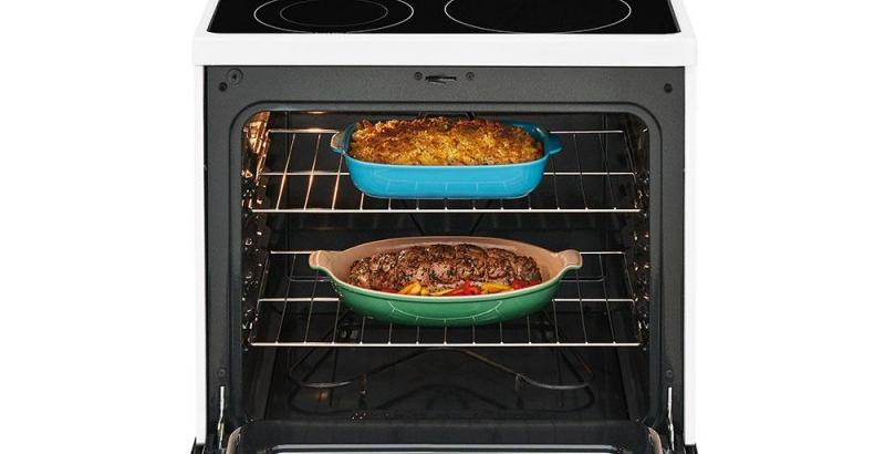self cleaning oven maintenance