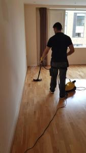 end tenancy cleaner