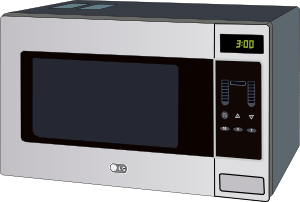 self cleaning micro oven