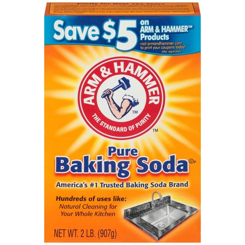 baking soda cleaning