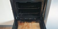 Oven dirty small