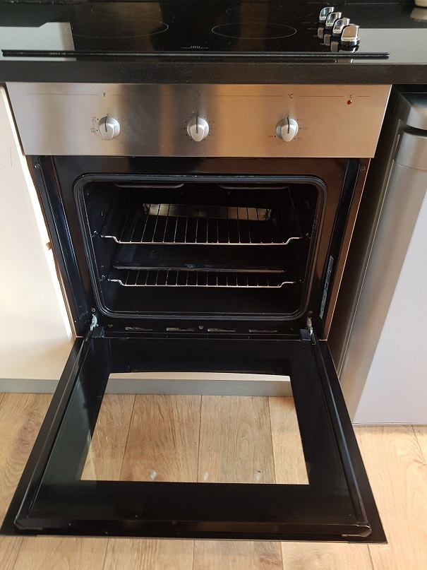 oven clean small